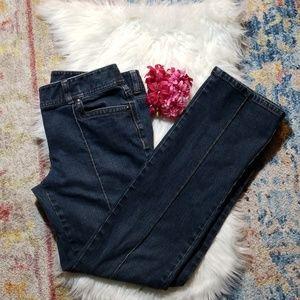 Ann Taylor LOFT straight jeans